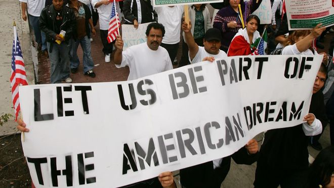 Dream Act Immigration